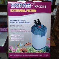 aquarium filter external canister HOPAR KF 2218