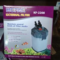 aquarium filter external canister HOPAR KF 2208