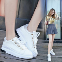Ladies Fashion Sneakers Korea Shoes FLS-318