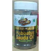 Habbatus Sauda Oil