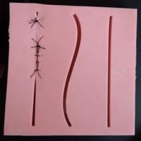 sutur pad atau hecting pad atau manekin hecting