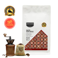 BIJI KOPI ARABIKA GAYO WINE NATURAL - 500GR NORTHSIDER COFFEE