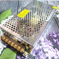 Power Supply 12V 10A Switching PSU SMPS Adaptor jaring