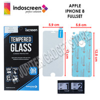iPhone 8 iScreen Tempered Glass I ORI