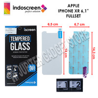 iPhone XR iScreen Tempered Glass I ORI