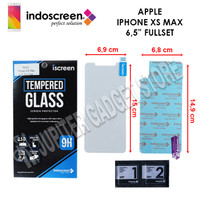 iPhone Xs Max iScreen Tempered Glass I ORI