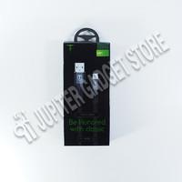 Kabel Data T-Phox Jagger Series Micro USB 100cm 2.4A - ORI