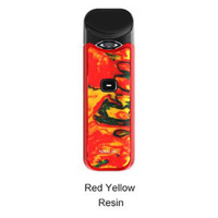 POD STARTER KIT - SMOK NORD KIT 1100MAH AUTHENTIC RED YELLOW RESIN