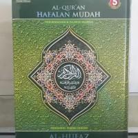 Alquran Hafalan Terjemah Al-Hufaz uk A4 Tajwid Warna, Al-Quran Alhufaz