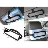 Tissue Box Mobil Kotak Tissue Mobil Visor Mobil Tissue Clip Holder Car
