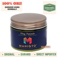 Manigto Clay Pomade Original Impor Murah