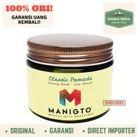 Manigto Classic Pomade Original Impor Murah