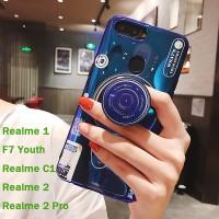 Case OPPO Realme U1 3 1 C1 2 2 Pro F7 Youth Camera Soft Case Phone Cov