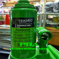 TEKIRO Dongkrak Botol 4 Ton/HIDROULIC BOTTLE JACK. AU-BJ1002