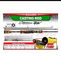 "Rod BC MAGURO ""OTTOMAN TRV"" 183cm (Line Test 2-6lbs)"