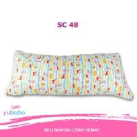 Bayar Ditempat SARUNG Bantal Cinta 95 x 45 HANYA SARUNG -YUBOBO-SC0048