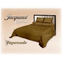 Fata Jacquard Tapenade T.20 - Ukuran 160x200 180x200