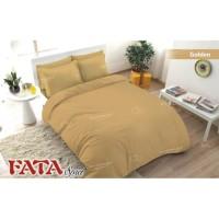 Sprei Fata Jacquard Golden - Ukuran 160x200 180x200