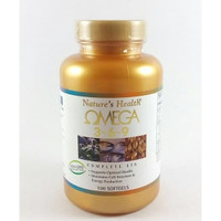 Nature's Health Omega 3-6-9 369 Natures 100 Kapsul Omega369