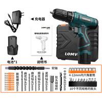 LOMVUM Bor Obeng Listrik Lithium Battery Rechargeable 12V - LY168V