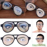 Kacamata Lucu untuk Properti Pesta Halloween