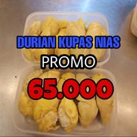Durian Kupas Premium , Durian Asli Medan Termurah