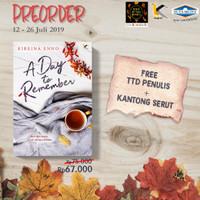 Novel A DAY TO REMEMBER (Kireina Enno)