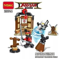 Bricks NinjaGo Dragon Minifigure Lego Ninja Go 04