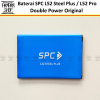 Baterai SPC L52 Steel Plus Pro Original OEM Batre Batrai Battery Ori