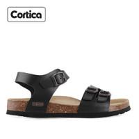 Sandal Kulit Cortica Kasual 02 Leather Original