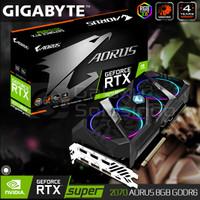 VGA GIGABYTE NVidia GeForce RTX 2070 SUPER AORUS 8GB GDDR6