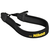 Neoprene Neck Strap Camera / Tali Kamera DSLR Mirrorless Nikon