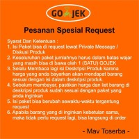 [GO SEND REQUEST] Paket Packing Komplit Sesuai Request