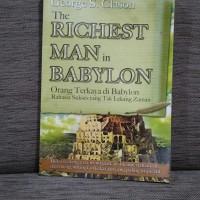 Buku The Richest Man in Babylon - George S Clason (Ori)
