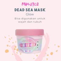 Pinklab.Co Dead Sea Mask Collagen Glowing Effect 100gr