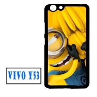 Casemurah id8 Custom Case Vivo Y53 Minion - 89
