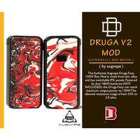 AUTHENTIC MOD DRUGA FOXY RESIN BOXMOD 150W BY AUGVAPE