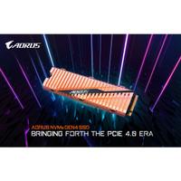 GIGABYTE AORUS NVMe Gen4 SSD 1TB PCIe 4.0