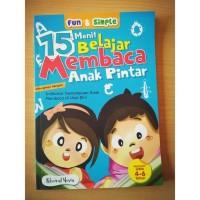 Fun Simple 15 Menit Belajar Membaca Anak Pintar