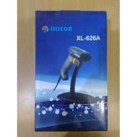 Scanner Barcode / Barcode Scanner Silicon XL-626A