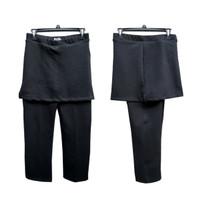 Celana Rok Senam Kantong Samping | Olahraga | Fitnes | Dimen Shop