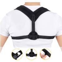 Tali Korektor Postur Punggung Body Harness Support Belt 90-110cm