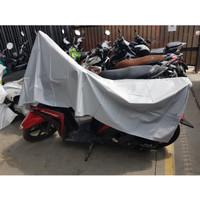 Sarung Penutup Motor Bahan Polietilene L Size 230 x 100 x 130 CM) - CM