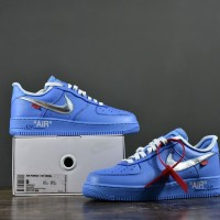 "Nike Air Force 1 Low x Offwhite ""MCA"" (UNAUTHORIZED AUTHENTIC)"