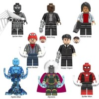 Avengers Super hero minifigure lego marvel End Game Infinity War X0249