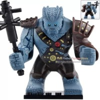 Korg Avengers Of Thor Ragnarok Big Minifigure lego Marvel end game