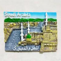 Magnet Kulkas Saudi Arabia 135