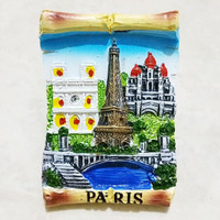 Magnet Kulkas Paris 134