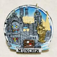 Magnet Kulkas Munchen 137