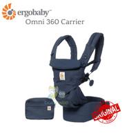 ORIGINAL Ergobaby Omni 360 Carrier - Midnight Blue
